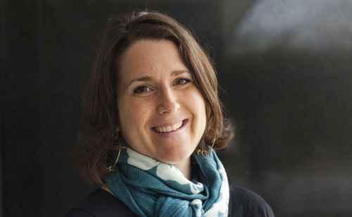 Hannah Sommers '96 innovates for NPR