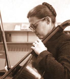Expanding the sound pool: celebrating Professor Emerita of Music Mary Oyer's 90th birthday