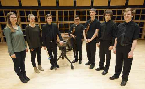 Seven student musicians featured in 54th Concerto-Aria concert