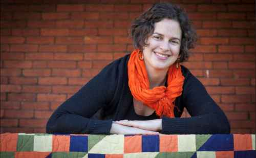 Author, quilter to speak at Goshen College