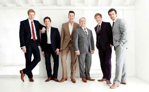 The King's Singers to return to Goshen College on Jan. 31