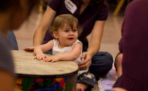 Music Together teacher training workshop offered at Goshen College