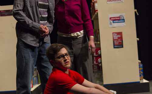 Winter One Acts explore dark themes with humor and hope