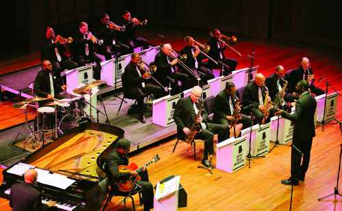 The Legendary Count Basie Orchestra to perform at Goshen College April 5