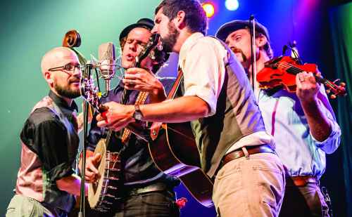 The Steel Wheels bring soulful sounds to Goshen College May 2