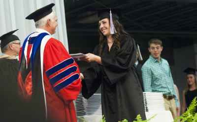 Goshen College's 119th Commencement