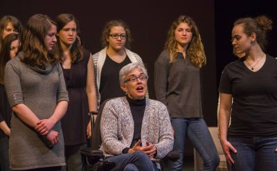 Goshen College women share stories at first Goshen Monologues event – The Elkhart Truth