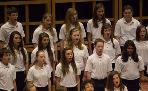Community School of the Arts spring concert to showcase three youth choirs