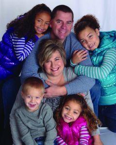 Chris Birky family