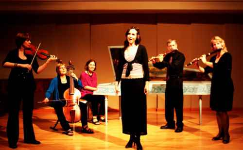 Fleur de Lys to recreate baroque experience at Goshen College April 13