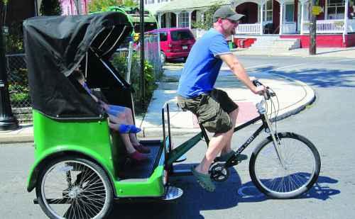 Pedicab Dad