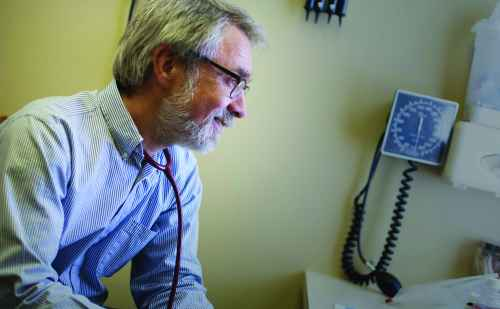 More than money: Maple City Health Care Center creates stories and community