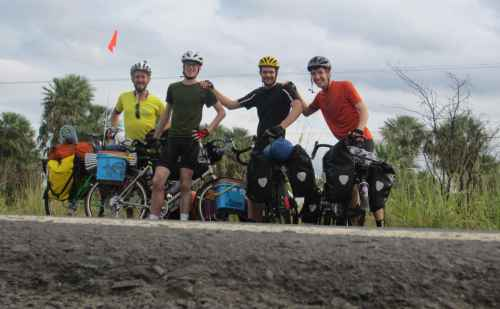 10,000 mile bicycle journey focus of April 29 presentation at Goshen College