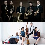 Enso String Quartet and Boston Brass