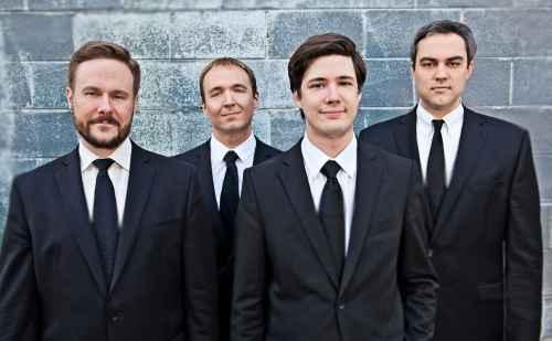 Spektral Quartet and Julien Labro return to Goshen to unveil new album