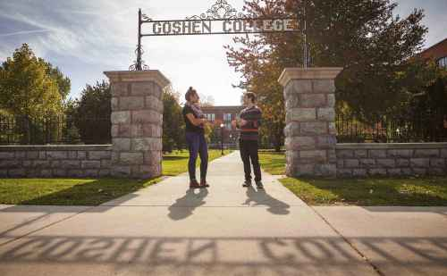 Goshen College named a 'College of Distinction'