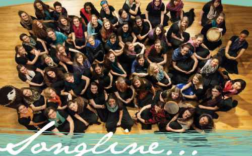 Goshen College's Women's World Music Choir releases new CD