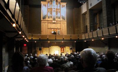 Goshen College announces 2014-15 Rieth Chamber Series