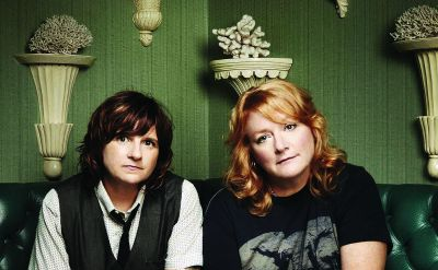 Indigo Girls to kick off 2014-15 Performing Arts Series