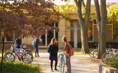 Goshen College ranked third among top 50 Christian colleges