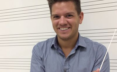 Kyle Miller named new Youth Honors Concert Orchestra director