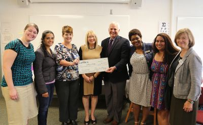 Goshen nursing program receives $20,000 in scholarships funds
