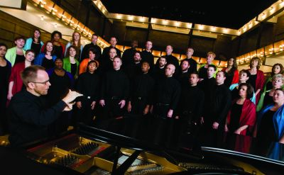 Conspirare, vocal ensemble, returns to Goshen College Sept. 21