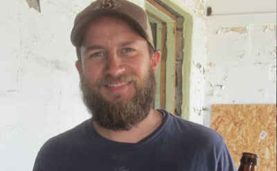 Jesse Sensenig '01 and Goshen Brewing Company begin work on historic building – Flavor 574