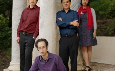 2014 Fischoff Competition winners, the Telegraph Quartet, to perform at Goshen College