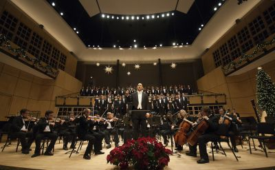 Eleventh Annual Festival of Carols to ring in the holiday season