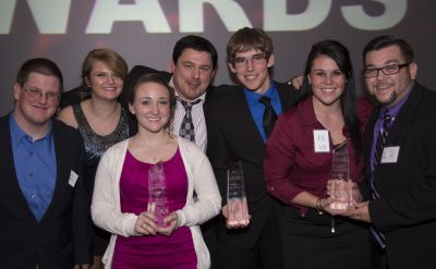National, state radio awards keep rolling in for GC students and alumni
