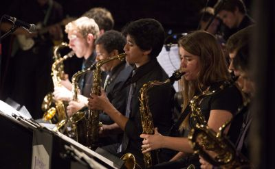 GC All-Campus Band to debut alongside Lavender Jazz in Halloween joint concert