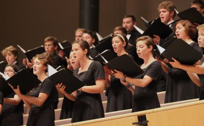 GC Chamber Choir and St. Joseph Valley Camerata to present joint concert