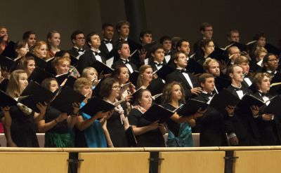 GC Choirs welcome Bethany Christian choir for 2014 Fall Choral Concert