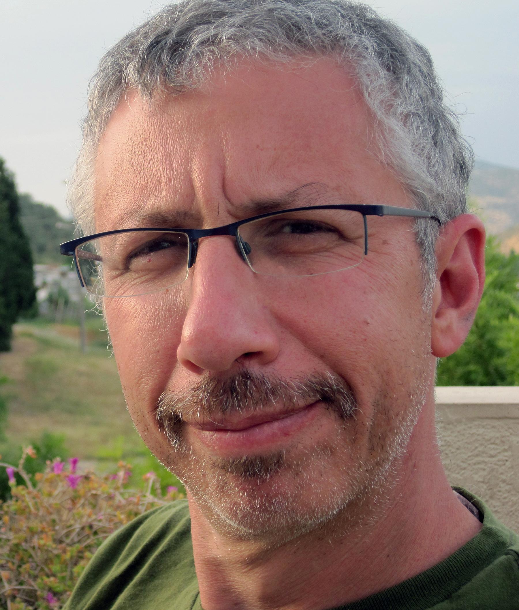Andy Cooperman portrait