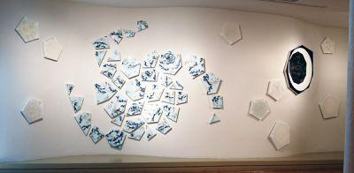Michiko Itatani installation image