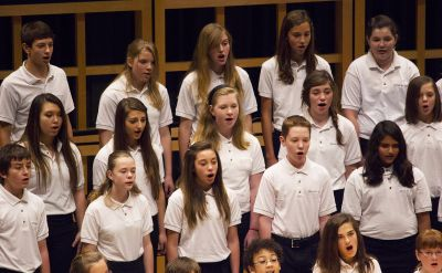 Three CSA youth choirs to perform in fall CSA Showcase Concert