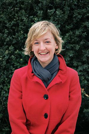 Senior Abbie Miller