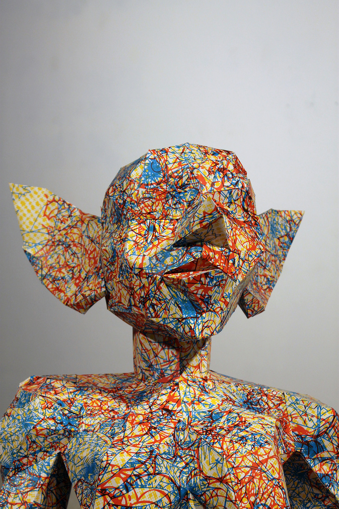 Krista Hoefle sculpture