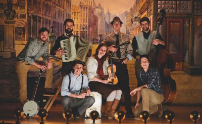 Greg Yoder '09 and The Walking Roots Band launch kickstarter campaign for new album