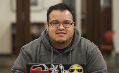 Great Recession doesn't stop Edgar Saucedo-Davila '11 from achieving college dreams – The Elkhart Truth