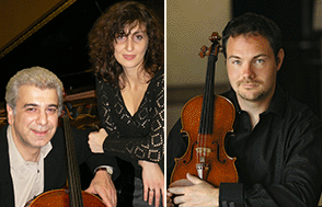 World-renowned instrumentalists to perform masterpieces during Dec. 9 Afternoon Sabbatical