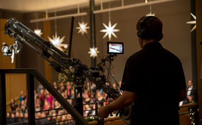 'A Festival of Carols,' to air on regional public television stations