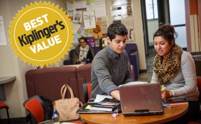 Kiplinger's ranks Goshen College 2nd in Indiana among best value liberal arts colleges
