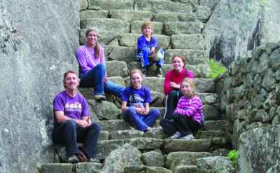 From Goshen to Ecuador and back: GC professor and family straddle two worlds