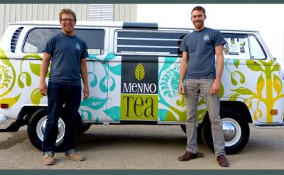 Goshen College entrepreneurs find success in the tea industry – Good of Goshen