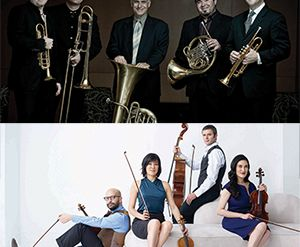 Boston Brass and Enso String Quartet to join forces at Goshen College Jan. 9