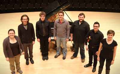 Seven student winners featured in 55th annual Concerto-Aria Concert Feb. 7