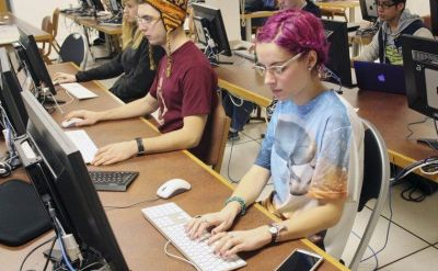Goshen College students take part in Global Game Jam – The Goshen News