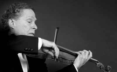 Eastman School of Music professor to give violin recital in Rieth Recital Hall